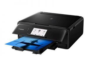 CANON PIXMA TS8150 Multifunkční tiskárna BK, inkoust, duplex ,wifi, potisk CD/DVD