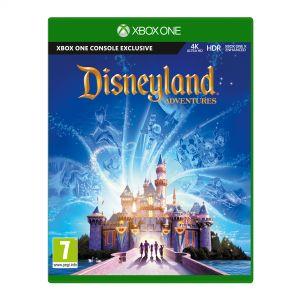 XBOX ONE - Disney Adventures Definitive Edition - vychází 31.10.2017 - PŘEDOBJEDNÁVKY