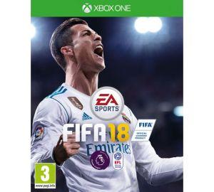 XONE - FIFA 18 - 29.9.