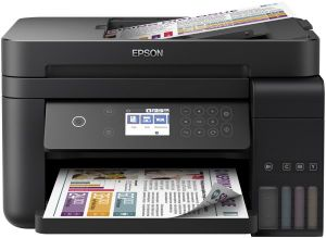 EPSON EcoTank L6170 CIS, A4, 33ppm, 4ink, USB, DISPLAY, ADF, duplex