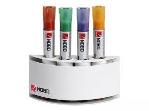 Magnetický držák popisovačů NOBO