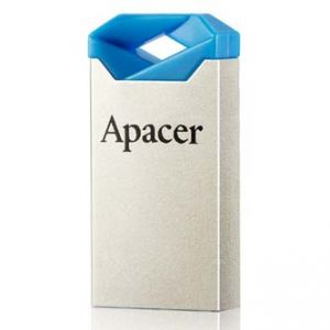 APACER USB Flash Drive, 2.0, 32GB, AH111 32GB Flash Drive, modrý, AP32GAH111U-1