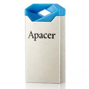 APACER USB Flash Drive, 2.0, 8GB, AH111 8GB Flash Drive, modrý, AP8GAH111U-1