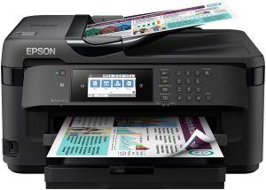 EPSON Workforce WF-7710DWF multifunction inkjet 4in1 A3+
