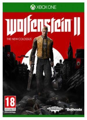 XOne - Wolfenstein II The New Colossus Collectors Edition