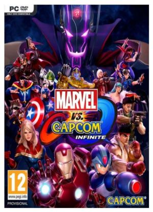 PC - Marvel vs Capcom Infinite