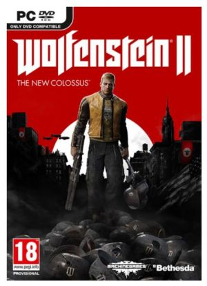 PC - Wolfenstein II The New Colossus