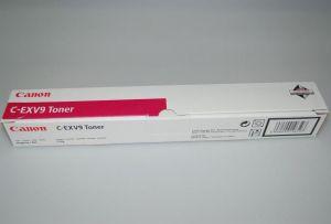 Toner CANON, magenta, CEXV9, 8642A002 - poškození obalu kategorie C (viz. popis)