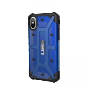 UAG plasma case Cobalt, blue - pro APPLE iPhone X