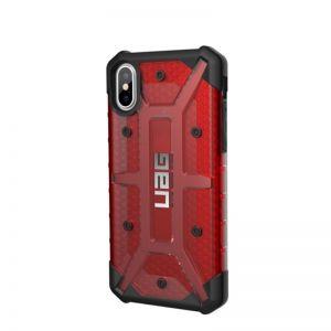 UAG plasma case Magma, red - pro APPLE iPhone X