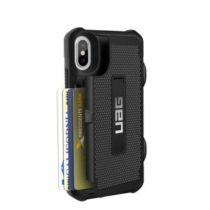 UAG trooper case Black, black - pro APPLE iPhone X