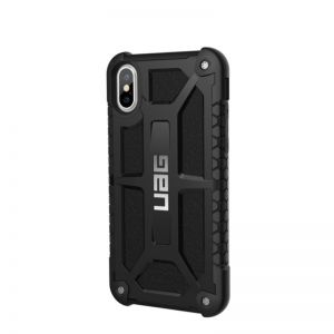 UAG Monarch case, black - pro APPLE iPhone X