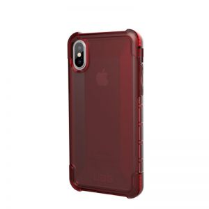 UAG Plyo case Crimson, red - pro APPLE iPhone X