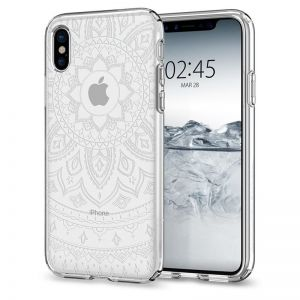 SPIGEN Liquid Crystal, shine clear - pro APPLE iPhone X