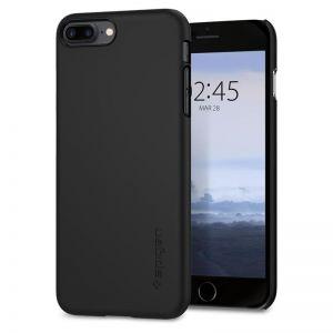 SPIGEN Thin Fit, black - pro APPLE iPhone 7+/8+