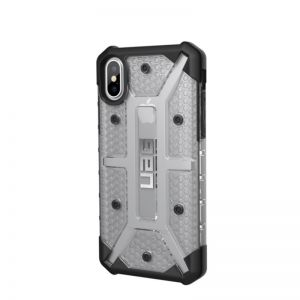 UAG plasma case Ice, clear - pro APPLE iPhone X