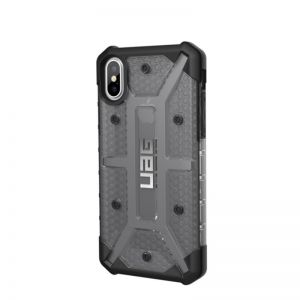 UAG plasma case Ash, smoke - pro APPLE iPhone X