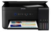 EPSON EcoTank L4150 3in1 CIS, A4, 33ppm black, 4ink, USB, Wi-Fi