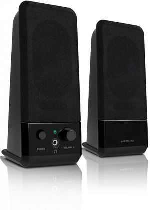 EVENT Stereo Speakers, black