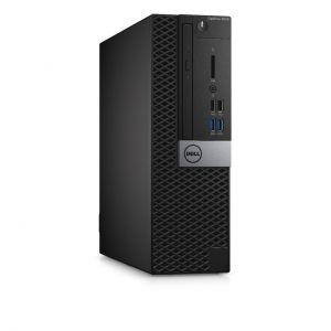 DELL PC Optiplex 5050 SF i5-7500/8G/500GB/DP/HDMI/DVD RW/W10P/3rNBD/Černý