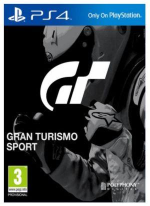 PS4 - Gran Turismo Sport + digit. bonusový balíček