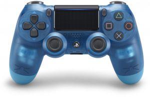 PS4 - DualShock 4 Controller Translucent Blue v2