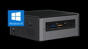 INTEL NUC Kit 7i5BNHXF i5/USB3.1/Win10/Optane/1TB