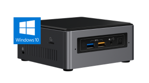 INTEL NUC Kit 7i7BNHXG i7/USB3.1/Win10/Optane/1TB