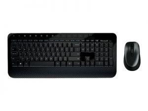 MICROSOFT Wireless Desktop 2000 - Klávesnice a sada myši - bezdrátový - 2.4 GHz - čeština