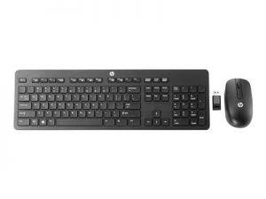 HP Business Slim - Klávesnice a sada myši - bezdrátový - 2.4 GHz - česká - pro EliteDesk 8