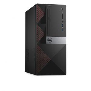 DELL PC Vostro 3668 MT i3-7100/4G/1TB/WiFi+BT/DVD-RW/VGA/HDMI/W10P/3yNBD
