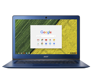 "ACER Chromebook 14 (CB3-431-C6R8) - Celeron N3160@1.6GHz,14"" FHD IPS LCD mat,4GB,32GB,inte"
