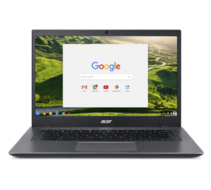 "ACER Chromebook 14 for Work (CP5-471-37MD) - i3-6100U@2.3GHz,14"" FHD IPS LCD mat,4GB,64GB,"