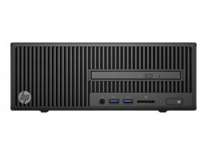 HP 280 G2 SFF, G4560, 1x4GB, 500GB, DVDRW, HDMI+VGA, W10Pro, 1-1-1
