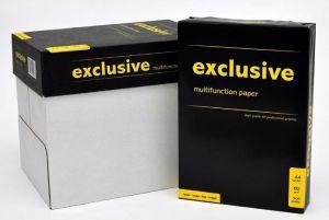 Kancelářský papír Exlusive A kvalita - A4, 80g, bílý, 500 listů