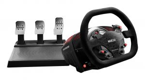 THRUSTMASTER TS-XW RACER Sparco P310 Competition Mod - Volant a pedály - kabelové - pro PC