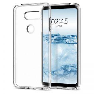 SPIGEN Liquid Crystal, clear -pro LG V30