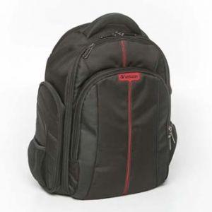 Batoh na fotoaparát/notebook, polyester, černý, Melbourne, s kapsou na tablet, 21x35.5x45c