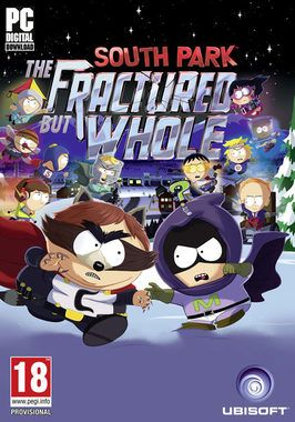 PC - SOUTH PARK: The Fractured But Whole