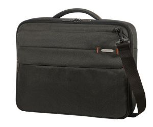 "SAMSONITE Network 3 OFFICE CASE 15.6"" Charc. Black"