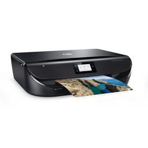 HP Deskjet Ink Advantage 5075 (A4, 10/7 ppm, Duplex, USB, Wi-Fi, multifunkční b. tiskárna