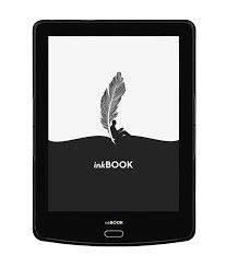 "Čtečka InkBOOK Prime - 6"", 8GB, 1024x768, Wi-Fi, BT, Black"