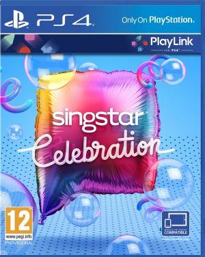 PS4 - SingStar Celebration - 22.11.
