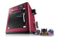 XYZ da Vinci Color 3D tiskárna PLA,PETG,inkoust,20x20x15cm,100-400 mikronů USB 2.0,WIFI