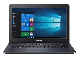 "ASUS E402NA-GA165T Pentium N4200/4GB/32GB eMMC/HD Graphics 505/14"" HD lesklý/BT/W10 Home/B"