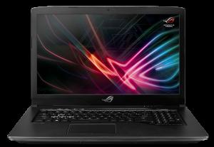 "ASUS GL703VD-EE061T i5-7300HQ/8GB/1TB/GeForce GTX 1050/17,3"" FHD IPS matný/BT/W10 Home/Bla"