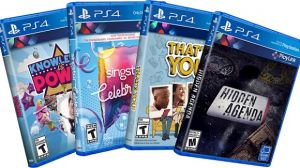 PS4 - Hidden Agenda/KIP/SingStar/Thats You - 12/17