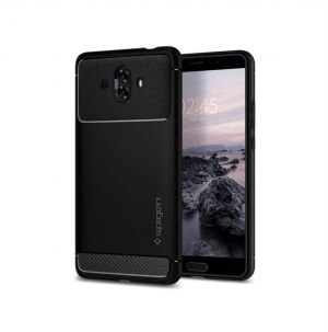 SPIGEN Rugged ARMOR, black - pro HUAWEI Mate 10