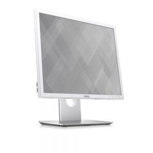 """19"""" LCD DELL P1917SWH Professional IPS 5:4 6ms/1000:1/250cd/VESA/DP/HDMI/VGA/3RNBD/Bílý"""
