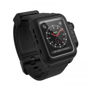 CATALYST Waterproof case black - Apple Watch 3/2 42mm